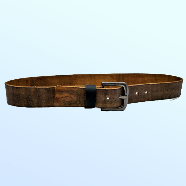 PCB15 Choco Brown full mild Antique Belt
